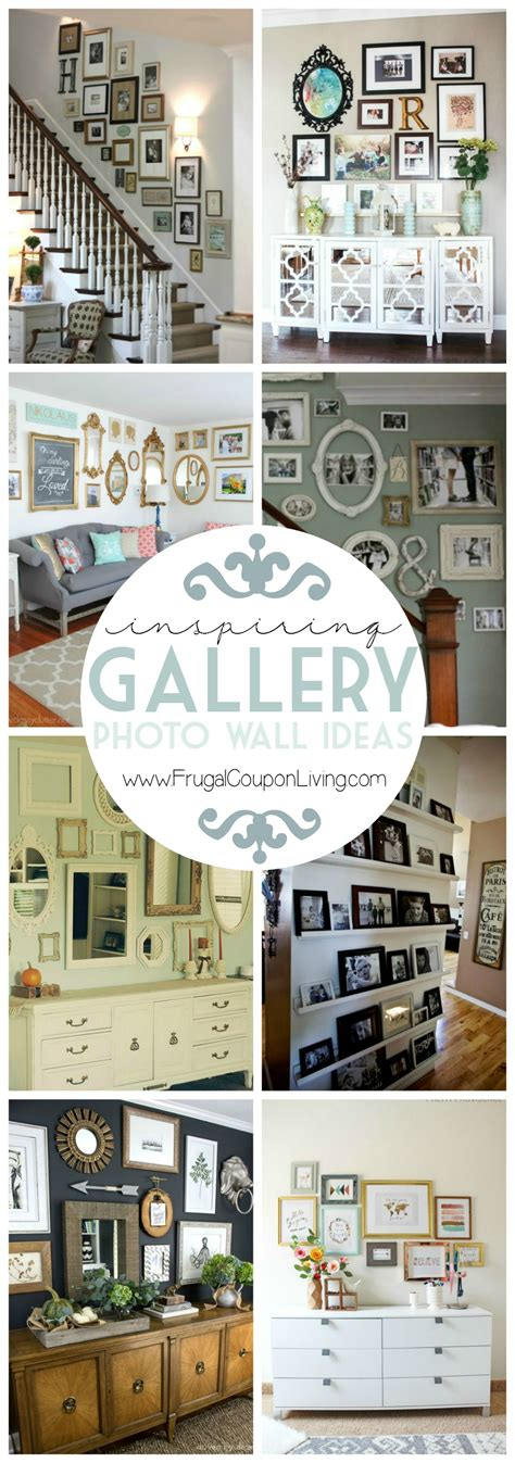 wall frame ideas create a gallery wall ideas for picture frame displays