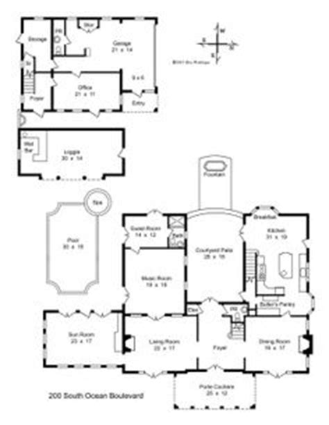 the breakers floor plan the breakers 3rd floor plans elevations pinterest