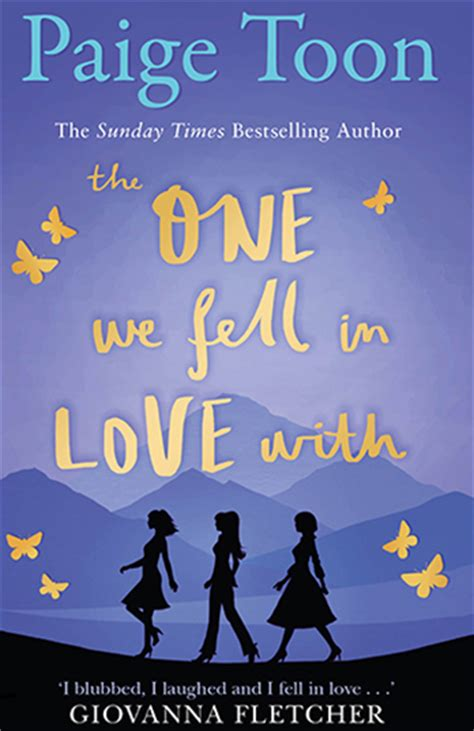 paige toon the zoella book club the one we fell in love with by