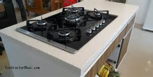 Modular Kitchen Design Delhi - built in hob or cooktop what type of cooking range shall i buy contractorbhai