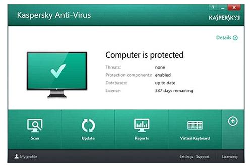 kaspersky antivirus 2015 patch telechargement gratuit