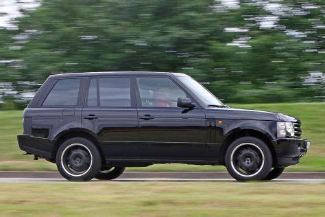 range rover im gebrauchtwagen test autobildde