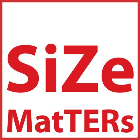 Size Matters by Size Matters Mobile Museum Of Mobile Museum Of