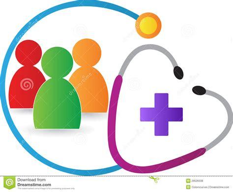 free clinic clinic logo royalty free stock photos image 29526338