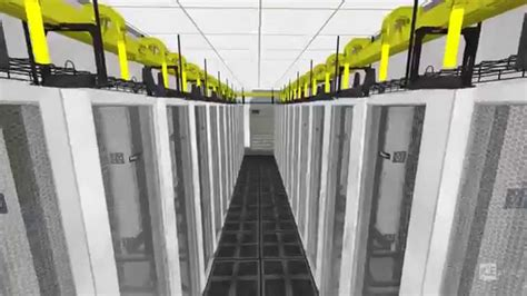 data center design youtube data center with veds in panduit ice youtube