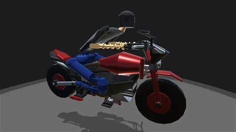 casual motorbike simpleplanes casual motorbike