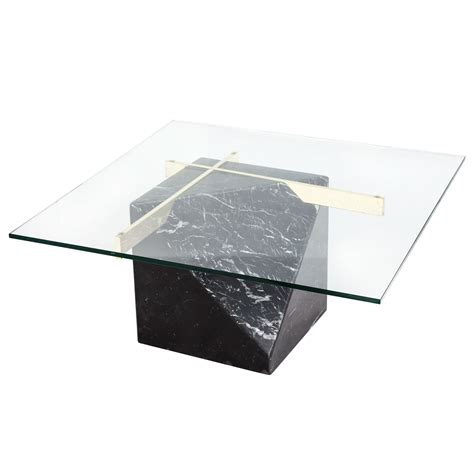 Black Marble Coffee Table Artedi Marble Coffee Table Rentals Event Furniture Rentals