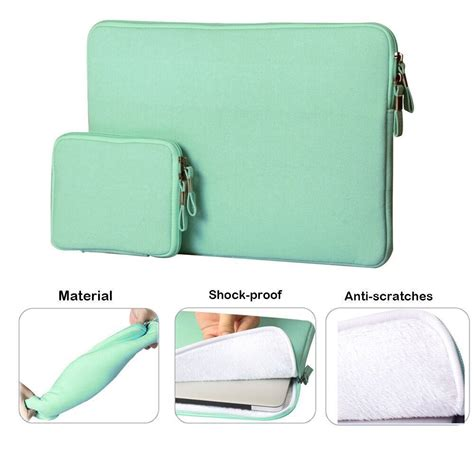 notebook laptop sleeve pouch bag cover for macbook