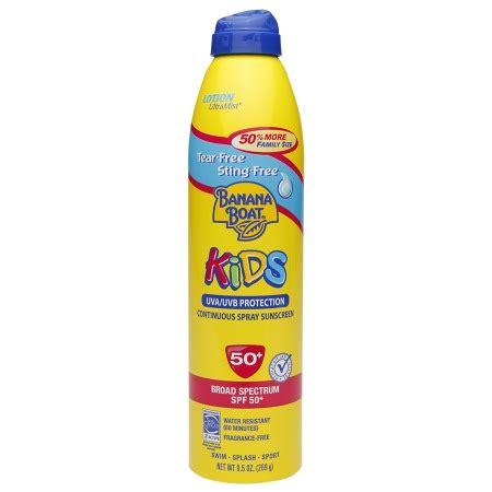 banana boat sunscreen company 079656051117 upc banana boat kids sunscreen upc lookup
