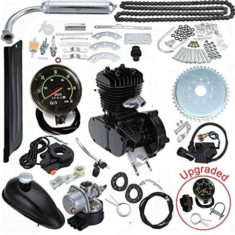80cc Bicycle Engine Kits by Seeutek 80cc Bicycle Engine Kit 2 Stroke Gas Motorized