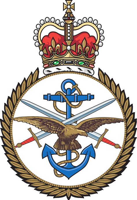 military armed forces logo british armed forces wikipedia