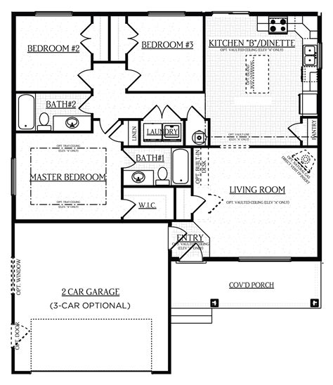 whitworth builders floor plans 100 three car garage size monterey bay new homes in