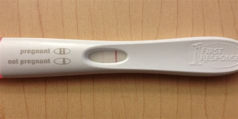 Light Positive Pregnancy Test by Image Gallery Light Positive Pregnancy Test