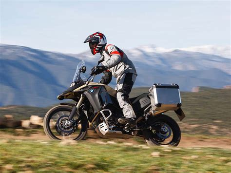 bmw road bicycle is the bmw f800gs adventure a better off road bike adv