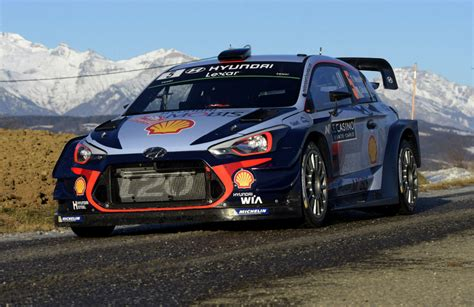 Wrc Auto by Hyundai I20 Coupe Wrc Racecar Engineering