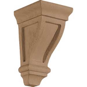 Architectural Depot Corbels Cbl Aa American Arts And Crafts Wood Corbel Corwcbl Aa