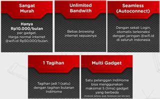 Paket Wifi Id Indihome cara daftar wifi id lewat sms dan pelanggan indihome