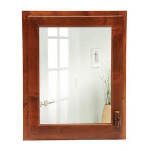 hickory medicine cabinet with mirror shop fireside lodge furniture 18 in x 22 in rectangle