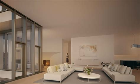Oak Kitchen Island Units 56 leonard street luxury residences in new york