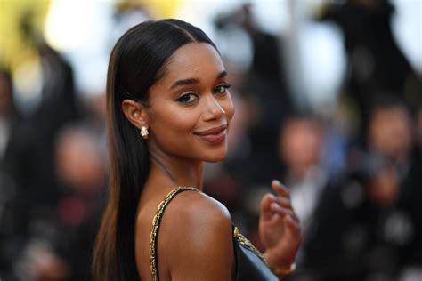 laura harrier model laura harrier hated being a model before becoming an actress