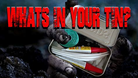 Giveaway Question Ideas - 6 altoids tin survival kit ideas and giveaway