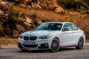 bmw m performance parts for the bmw 2 series coupe photo