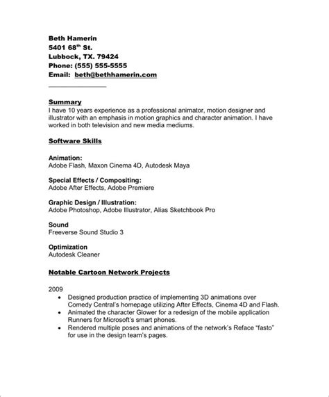 sandwich artist resume sle 28 images resume format for