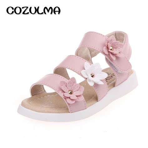 sandals with flowers on them cozulma sandals summer shoes flowers gladiator
