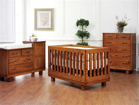 j r woodworking contempo crib collection
