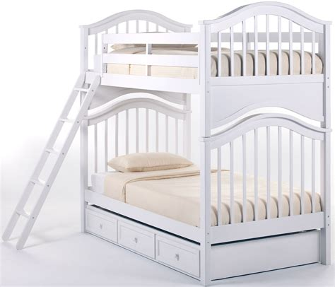 school bunk bed school house white bunk bed with