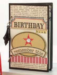 birthday reminder book by jamie harder diy amp crafts