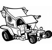 Hot Rod Coloring Pages For You  Gianfredanet