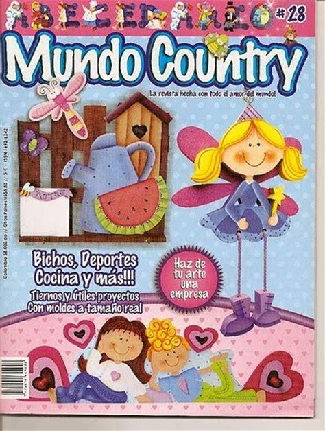 revista mundo country gratis revistas de manualidades gratis