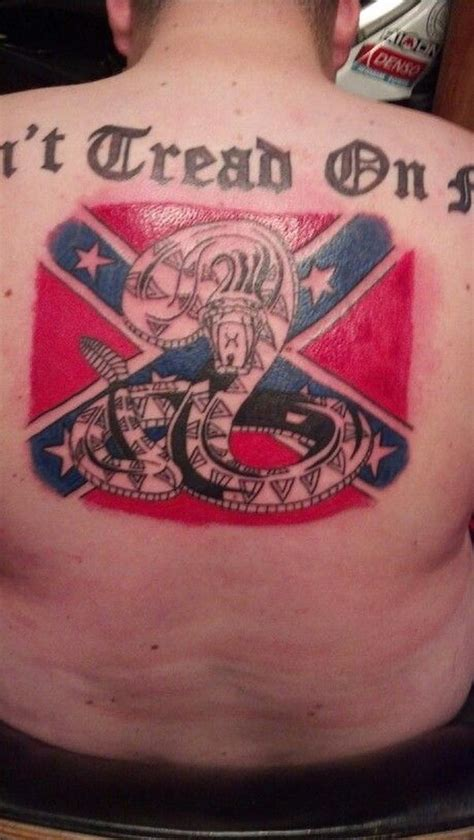 rebel flag tattoos 30 cool rebel flag tattoos hative