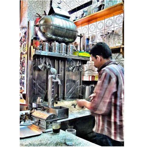 Mesin Kopi Nomad mesir tradisional dan cinta kopi