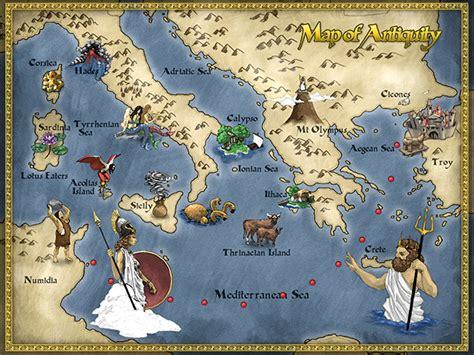 the odyssey winds of athena