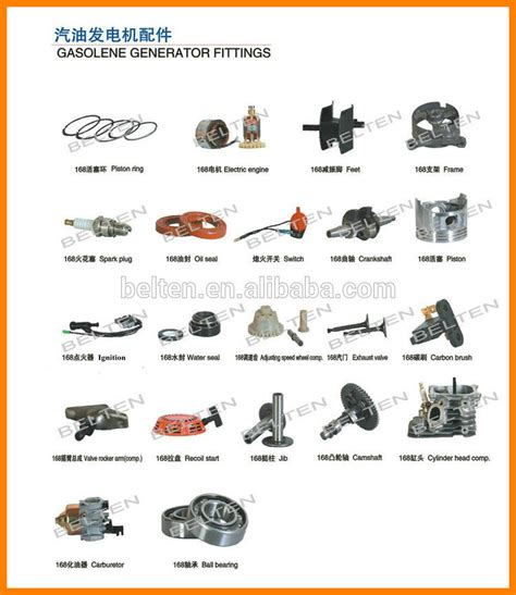 for sale gx160 generator parts gx160 generator parts