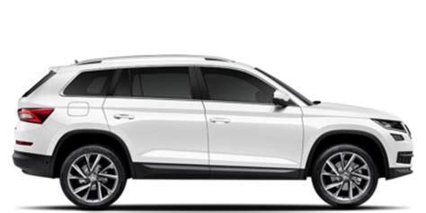new Škoda kodiaq car configurator and price list 2018