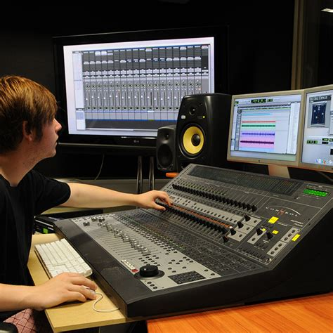 Mixer Untuk Home Recording recording studios facilities of central
