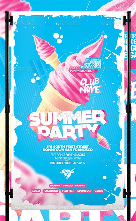 fanciful events summer themed parties summer party flyer jquery re