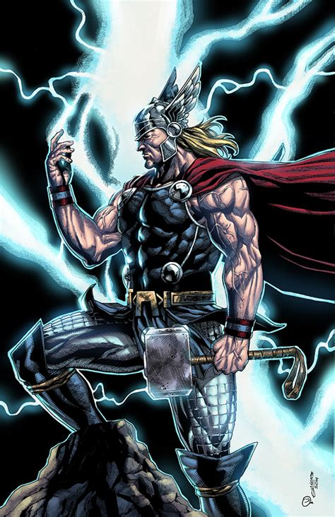thor colors thor colors by spidey0318 on deviantart