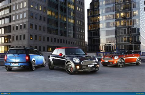 mini range ausmotive com 187 mini refreshes local lineup