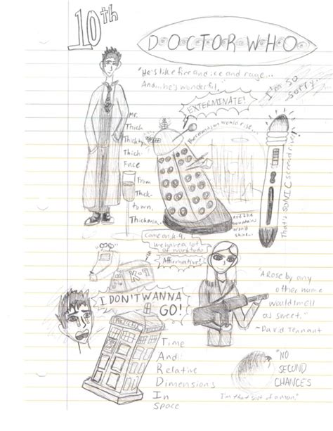 doodle doctor how doctor who doodles by ravenwhitecastle on deviantart