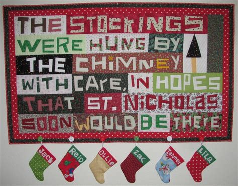 Quotes about christmas stockings quotesgram