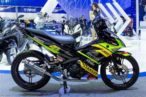 Jupiter Mx King 150 modifikasi jupiter mx king 150 mx 150 livery tech3