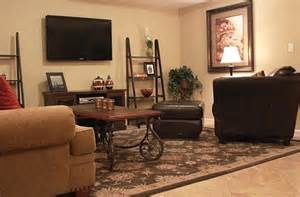 tv display ideas stepping it up in style 50 ladder shelves and display