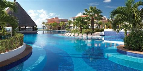 moon palace cancun  grand  moon palace sunset travel