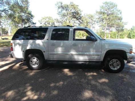 books on how cars work 2004 chevrolet suburban 1500 engine control purchase used 2004 chevy suburban w quadrasteer lt 4x4 in fort polk louisiana united states