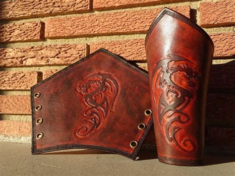 pattern black chitin bracers 82 best leather bracers spats and gaithers images on