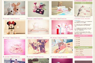 themes tumblr kawaii tumblr themes cute